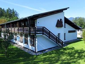 Grundschule Schönau am Königssee - Teilansicht Schulgebäude